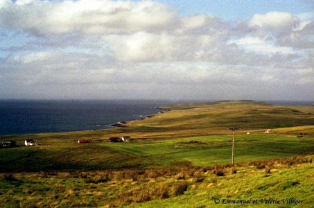 The north of Trotternish peninsula : Rubha Hunish