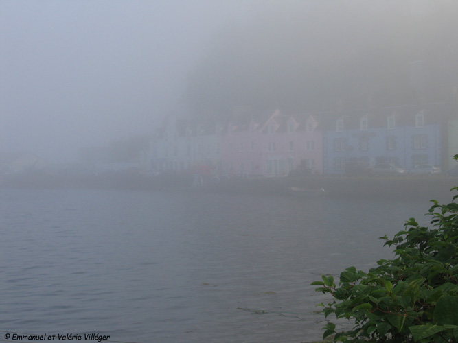 Foggy Portree
